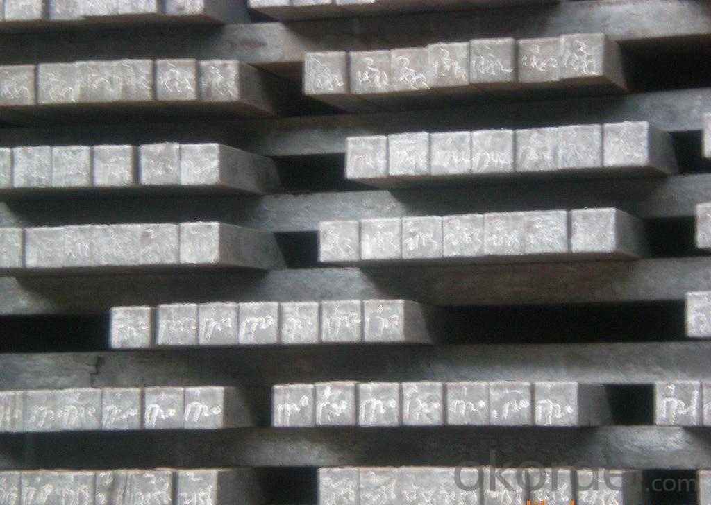 High quality  steel billet  product Q195 Q35