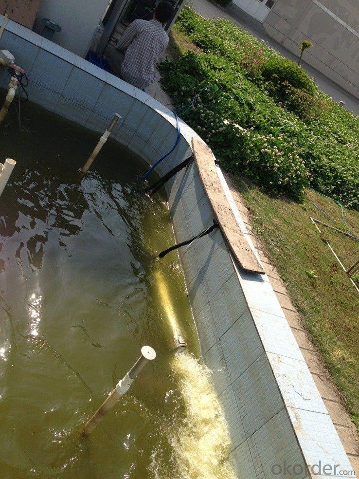 Water lubrication Solar pump