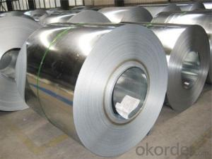 Hot-Dip Galvanized Steel Coil Used for Industry with No.1Quality