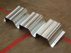 Metal Decking Floor Roll Forming Machine