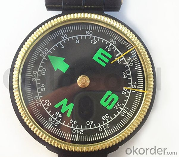 Metal Army or Military Compass ZC45-1