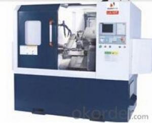 Screw Pump Rotor Whirling Milling Machine