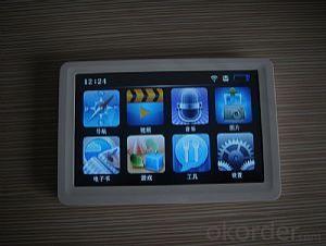New Design 5 inch Portable GPS Navigation