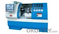 CNC Lathe With Motor Power