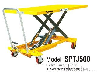 Manual Lift Table- SPTJ500