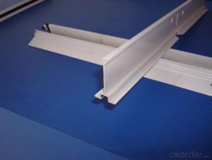 Suspension ceiling t grid