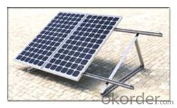 Solar Energy Bracket for PV High Zinc Coating