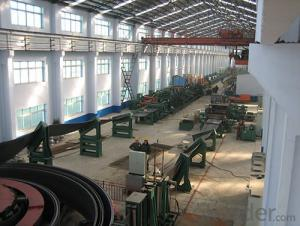 H.F pipe line / Φ508 pipe mill roll forming machinry