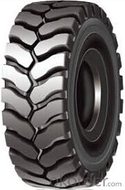 OFF THE ROAD RADIAL TYRE PATTERN LCHS FOR LOADER DOZER CRANE SHUTTLE TRUCKS UNDERGROUND