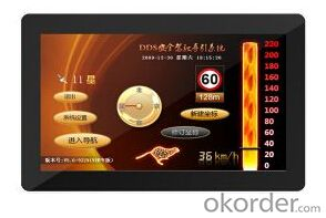 OEM Bluetooth 5 inch GPS Navigation