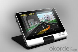 New Arrival Hot Sale 6 inch GPS Clamshell 360 Degree Twist Design