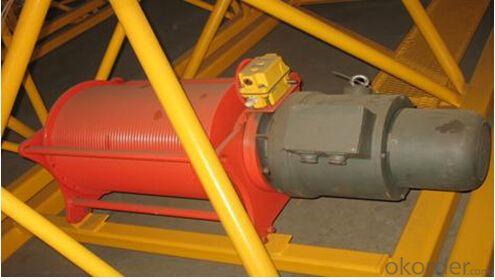 trolley mechanism 2JXD2