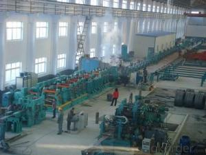 H.F pipe line 426mm pipe mill