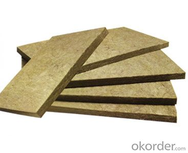 Rock wool board for Industry and equipment
