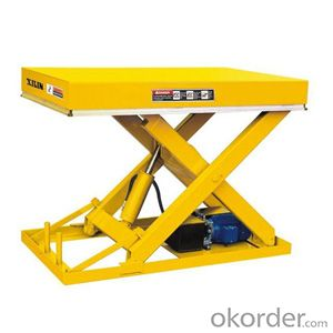 Stationary Lift Table- DG01/DG03