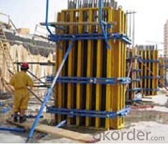 H20 Timber beam formwork system