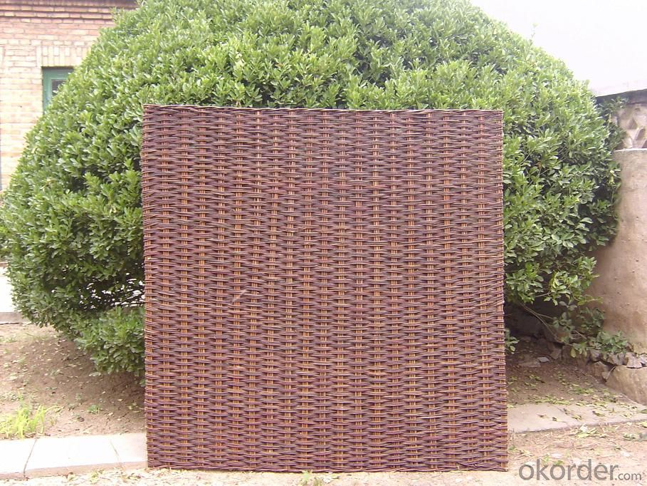 WILLOW NATURAL GARDENING TRELLIS DECORATING PANEL