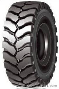 OFF THE ROAD RADIAL TYRE PATTERN LCHS2 FOR LOADER DOZER CRANE SHUTTLETRUCK UNDERGROUND