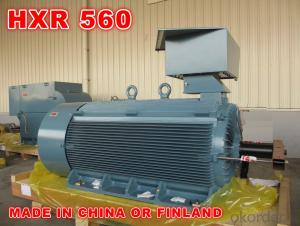 ABB AC Motor High Voltage HXR560