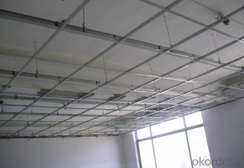 Ceiling Grid 4 PVC Tee/Suspension System