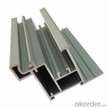 Aluminum profile for light box- AA6060