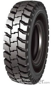 OFF THE ROAD RADIAL TYRE PATTERN BDRS FOR DUMPERS