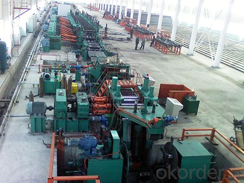 LW1600 Cold Forming Mill roll forming machine