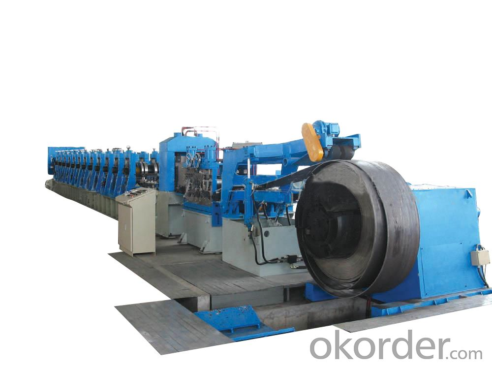 Auto Longeron Profile Roll Forming Machine