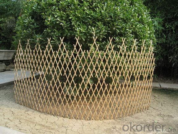 WILLOW NATURAL EXPANDABLE PANEL DECORATING FENCING