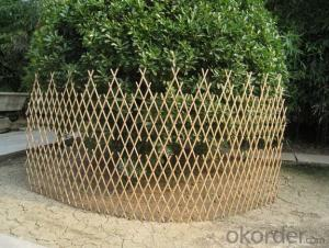 WILLOW NATURAL EXPANDING DECORATING FENCE