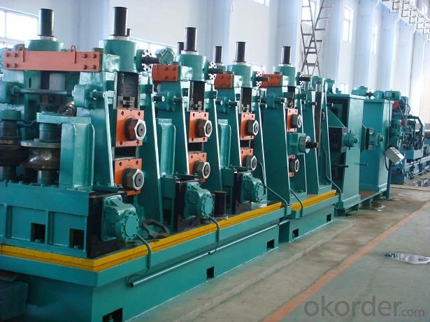 H.F pipe line 325mm Pipe Mill