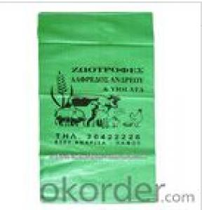 plain pp woven bag