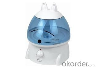 Humidifier unmanned  purify
