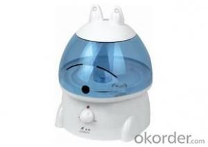 Humidifier unmanned air purify