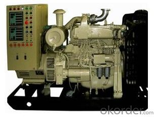 WD415 Series Generator Set Diesel Engine