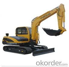 yuchai YC35-8 3.5 ton excavator.