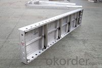 High-end Architectural Aluminium Formwork System