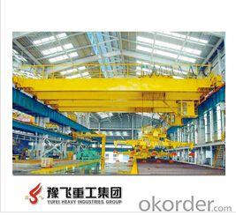 Single & Double Girder Eot Bridge Crane