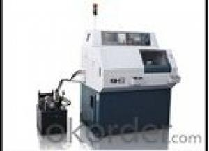 Small High Precision CNC Lathe Machine