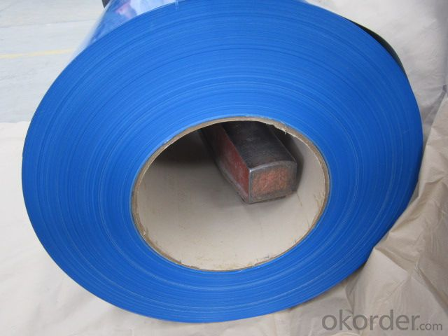 Colored Pre Painted Galvanized Steel Coil