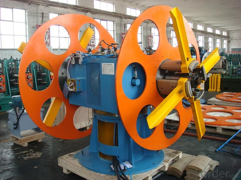 H.F pipe line 508mm pipe mill