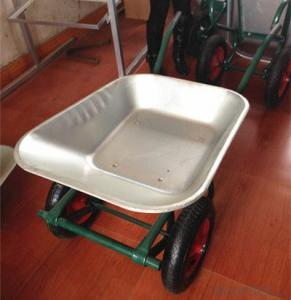 Qingdao Factory Wheelbarrow WB6430 WB6432