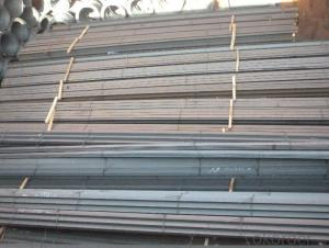 Hot Rolled Steel  Equal Angle Bar Q235