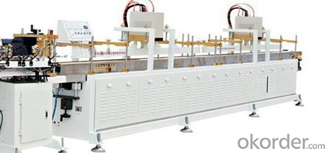 Roller Coating And Drying Machine to Making Tin Can Box