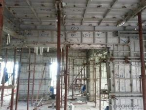 China Hot Sales Aluminum Formwork System