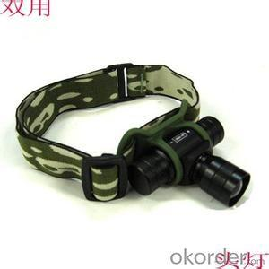 Telescopic  Head lamp
