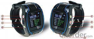 Personal GPS Watch Tracker Series