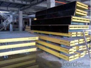 Plywood formwork system