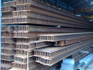 GB Standard Steel H Beam 340mm-350mm with High Quality