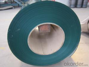 PRE-PAINTED GALVANIZED STEEL IN COILS